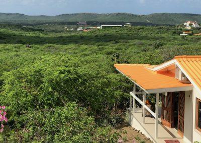 Zenit met uitzicht en tuin